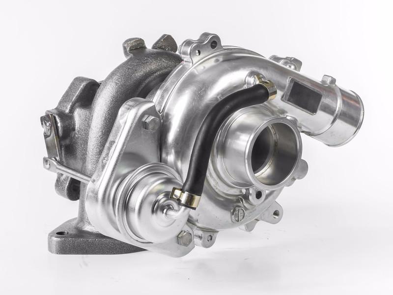 Remplacement Turbocompresseur